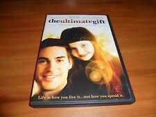 The Ultimate Gift (DVD, 2009 Widescreen) Drew Fuller James Garner Used