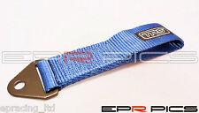 TRS Universal Correa de remolque Color Azul Para Mazda MX5 RX7 RX8/Mitsubishi Colt Evo