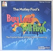Buy Low Sell High The Motley Fool Game of High Stakes Investing Uberplay Fools