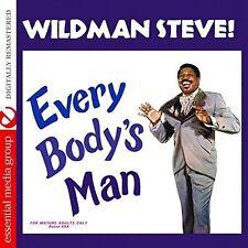 Wildman Steve - Everybody's Man [New CD] Manufactured On Demand, Rmst