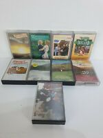 Vintage Retro Irish Music Cassettes Tapes Bundle x 9 Country Foster Allen
