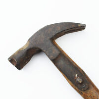 Antique Hand Wrought Strap Claw Hammer