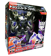 Transformers Takara AM-15 AM15 Prime Megatron Darkness Japan Figure 100% NEW