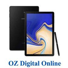 New Samsung Galaxy Tab S4 10.5 T835 4G 64GB Black 4G Wifi SPen Tablet 1 YrAuWty
