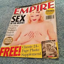 Empire Magazine May 1993 Madonna Movie Special