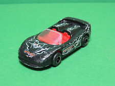Majorette N°204 : Gran Turismo Ghost  - voiture 1/60 black die-cast car