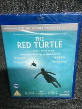 THE RED TURTLE (BLU-RAY & DVD) (New) Sealed. Studio Ghibli. Freepost In Uk