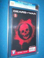 Gears Of War 1 cgc 10.0 GEM MINT