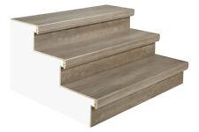 Treppenrenovierung,Treppensanierung,Treppen Laminat, Treppenstufenprofil,