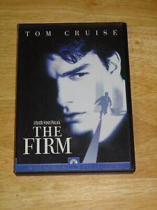 THE FIRM DVD VERY GOOD TOM CRUISE SYDNEY POLLACK GENE HACKMAN WILFORD BRIMLEY