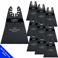 10 Wood Blade Oscillating Multi Tool For Fein Black and Decker Craftsman Dewalt