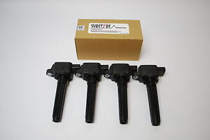 OE SPEC IGNITION COILPACKS for MITSUBISHI EVO 10 (X) H6T11471 COILPACK SET x 4