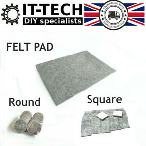 Self Adhesive Felt Pads Furniture Leg Chair Table Floor Protection Anti Scratch