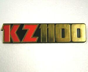 KZ1100 Side Cover Badge for KAWASAKI KZ1100 (CANADA) A1-A3 81-83 New Emblem KS81