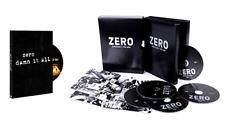 Zero Skateboards Damn It All + 5 Dvd Disc Anthology Box Set Skate Videos New