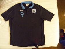Umbro Jermain Defoe England English Authentic Jersey vintage 56 3XL Tottenham
