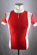 vintage Acrylic Kinder Trikot  164 - 40cm cycling jersey Fahrrad Trikot V3
