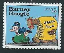 Scott  #3000-i.. 32 Cent....Comics/Barney Google   ...10 Stamps