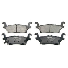 Disc Brake Pad Set Rear Federated MD1120