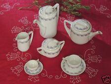 Service thé et café 24 pièces, ROSENTHAL SELB BAVARIA, modèle DONATELLO, c. 1900