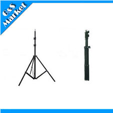 Light Stand Collapsible 280cm(9.2ft) for photo video lighting 3 sections
