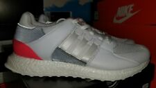 Men's Size 9.5 ADIDAS EQT SUPPORT ULTRA WHITE BLACK TURBO Boost BA7474