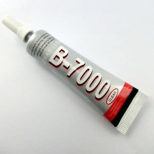 Glue adhesive liquid B7000 for touch devices and crystals