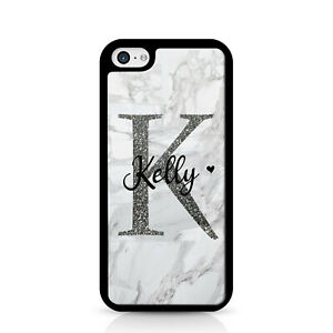 Personalised Marble Phone Case For Samsung