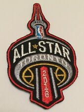 NBA All Star/LA Lakers Patches Air Canada/Staples Center Kobe's Last Iron On Sew