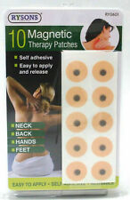 10pk Easy To use  Magnetic Therapy Patches pain or stress relief/natural healing