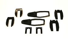 SET OF REAR BRAKE CYLINDER FITTING CLIPS & BOOT TRIUMPH TR3A,TR4,TR4A,TR5 & TR6