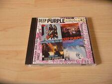 CD Deep Purple - Singles A`s & B`s - 1993 - 20 Songs incl. Smoke on the water