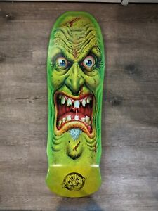 Santa Cruz Rob Roskopp X Edmiston Face Skateboard