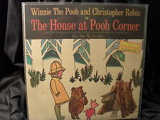 "WINNIE the Pooh and Christopher Robin in ""The House AT POOH CORNER"""