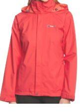 Berghaus Ladies/Womens Calisto Waterproof Outdoor Jacket/Coat Geranium UK16 BNWT