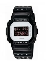 Casio G-Shock Limited Edition Be@rbrick Black & White Watch, DW-5600MT-1ER
