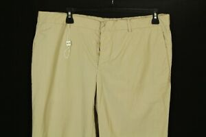 Moschino Men's Beige Casual Pants Size 56 (40 US) Made In Italy