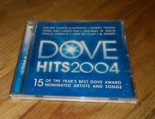 Dove Hits 2004 CD Randy Travis Jaci Velasquez Jeremy Camp Joy Williams Religious