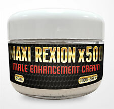 Maxi Rexion Cream Penis Enlargement Male Enhancement Sex Cream Not Pills Strong!