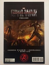 CAPTAIN AMERICA CIVIL WAR Prelude #2  Civil War Movie Marvel 2016