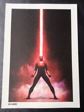 X-MEN PRINT Comic Art Limited Edition Marvel CYCLOPS Fantasy ADI GRANOV Lazer
