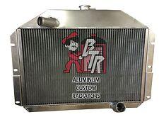 Studebaker Commander Coupe  Radiator  Model aluminum Radiator (MADE IN USA)