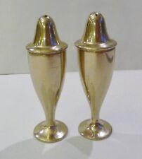 Vintage Dirigold Dirilyte Goldenware Serving Salt Pepper Shaker