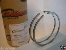 Piston Ring Set for DOLMAR-SACHS 117, 119, 120 Chainsaw Kolbenring [#119132070]