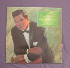 "Vinilo LP 12"" 33 rpm FOR THE FIRST TIME - MARIO LANZA"