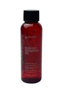 Big Sexy Hair Blow Dry Volumizing Gel 1.7 fl oz NEW *Triple Pack*