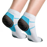KE_ HD_ KE_ Unisex Plantar Fasciitis Compression Ankle Socks Foot Arch Pain Re