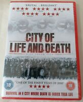 DVD - *New & Sealed* City Of Life And Death DVD Region 2 UK PAL