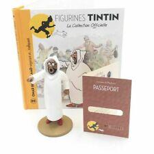TINTIN Figurine Hergé officielle N°89 Omar Ben Salaad