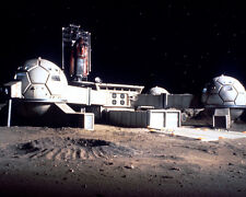 UFO 8X10 PHOTO SHADO MOON BASE U.F.O.